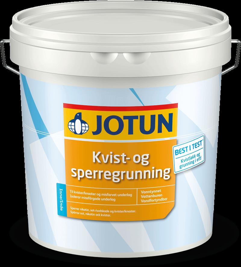 JOTUN Kvist- og Sperregrunning