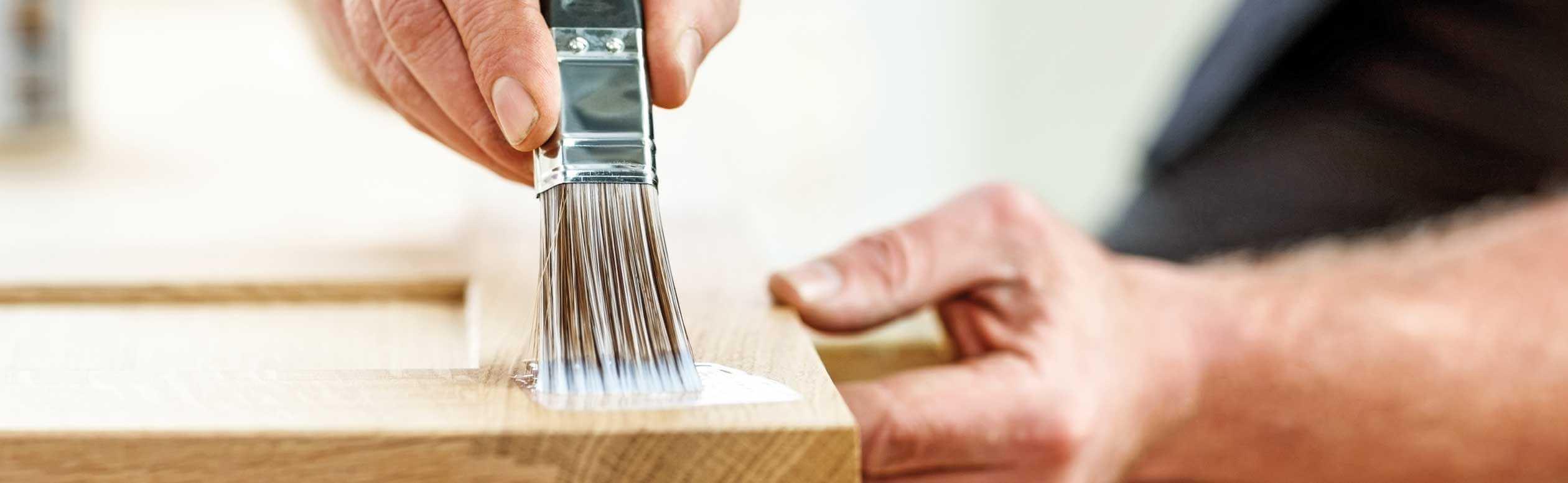 Bearbeitung von Holz