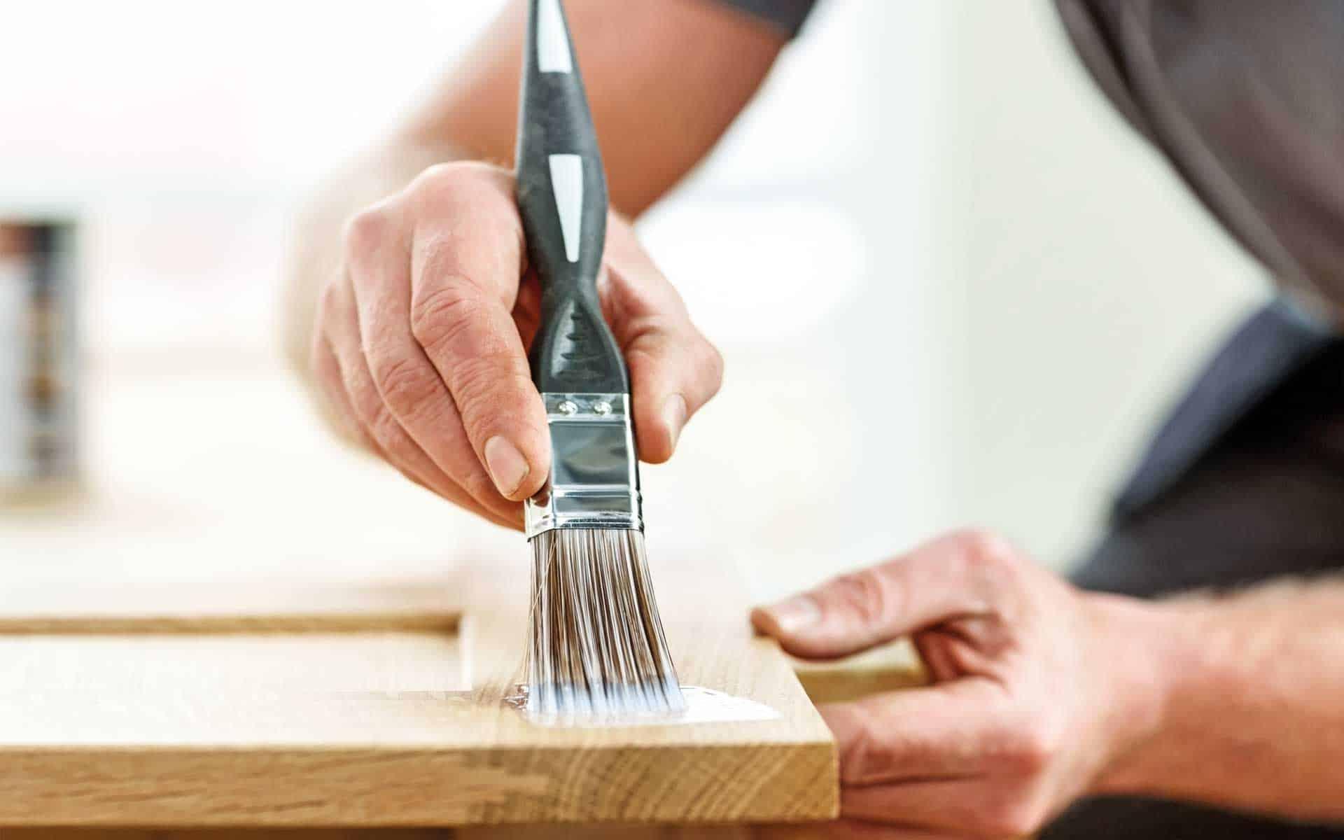 Hirnholz bearbeiten